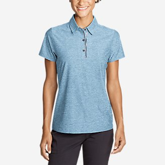 Thumbnail View 1 - Women's Infinity Pro Short-Sleeve Polo Shirt