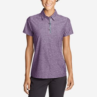 Thumbnail View 1 - Women's Infinity Pro Short-Sleeve Polo Shirt