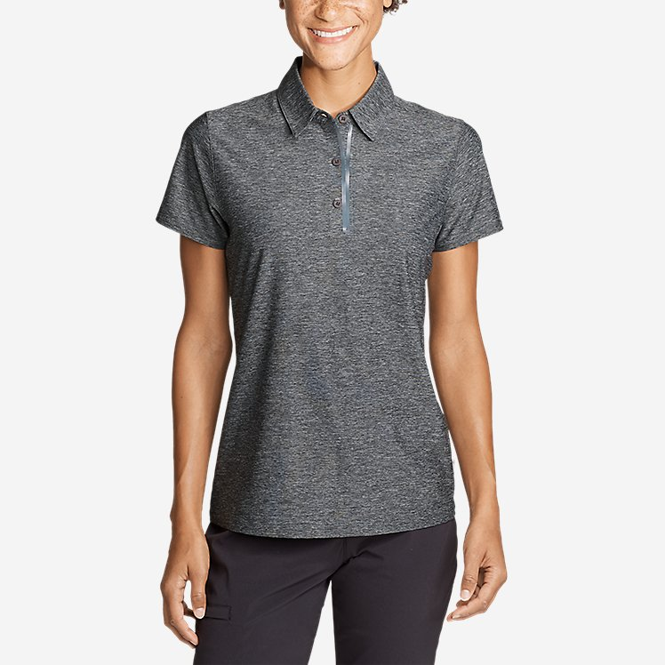 Women's Infinity Pro Short-Sleeve Polo Shirt large version