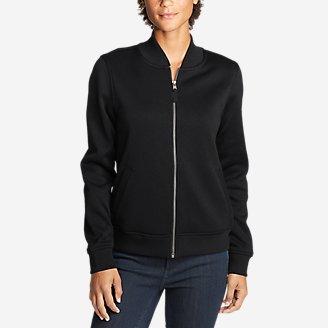 Thumbnail View 1 - Women's Radiator Fleece Bomber Jacket