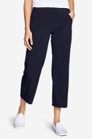 Women's Departure Wide-Leg Crop Pants
