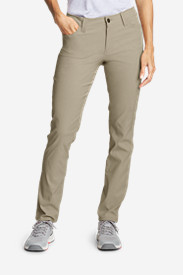 Women's Horizon Guide 5-Pocket Slim Straight Pants
