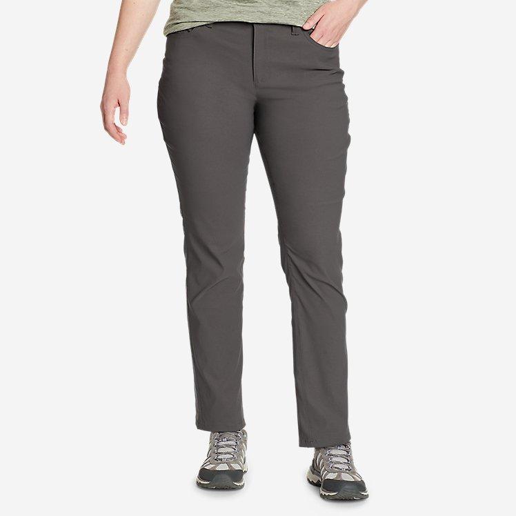 Women's Horizon Guide 5-Pocket Slim Straight Pants large version
