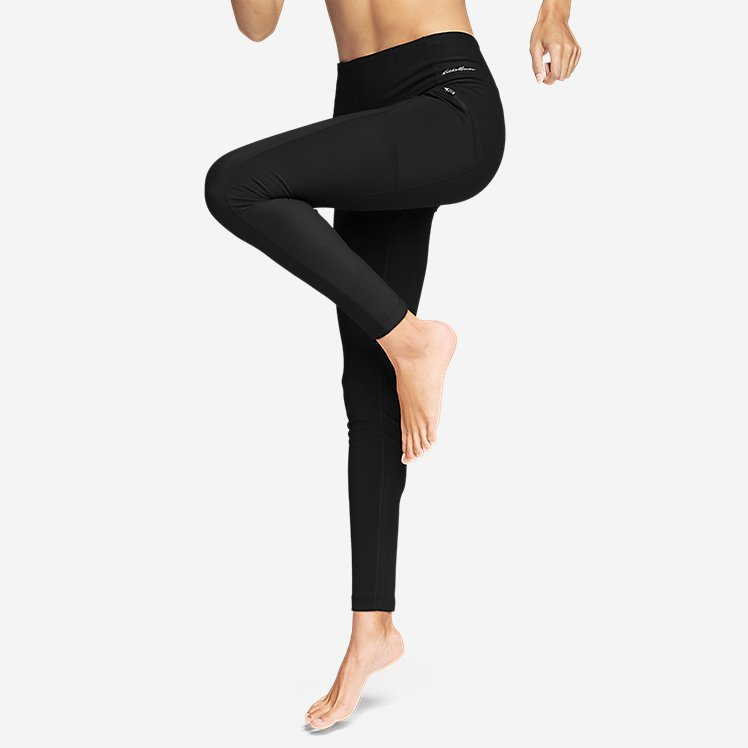 Women's Trail Mix Hybrid Leggings large version