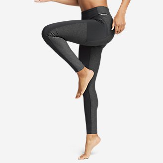 Thumbnail View 1 - Women's Trail Mix Hybrid Leggings