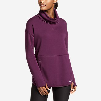 Thumbnail View 1 - Women's Northern Lights Funnel-Neck