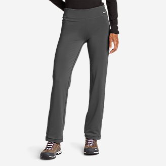Thumbnail View 1 - Women's Crossover Fleece Daylight Pants