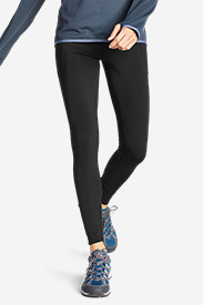 Women's Crossover Trail Tight Leggings - High Rise