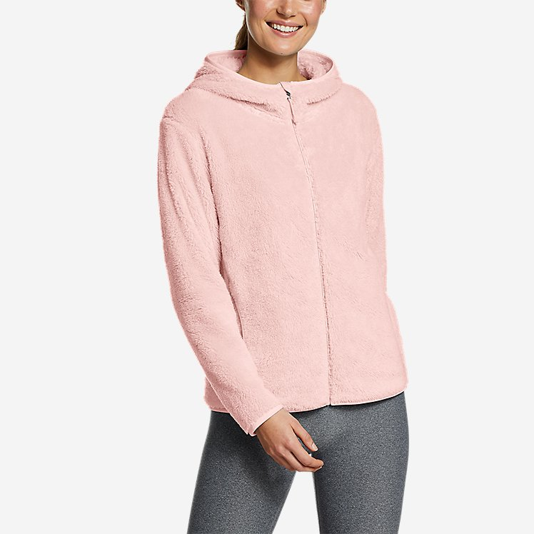 Women's Quest Plush Full-Zip Hoodie large version