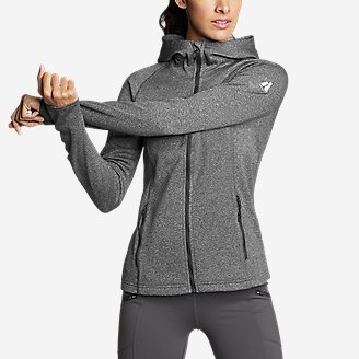 Thumbnail View 1 - Women's High Route 2.0 Fleece Hoodie