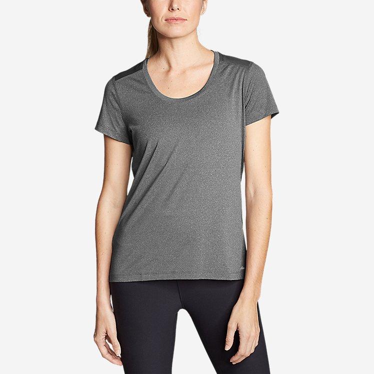 Women's TrailCool Scoop-Neck T-Shirt large version