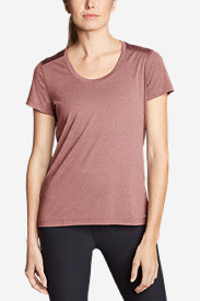 Women's TrailCool Scoop-Neck T-Shirt