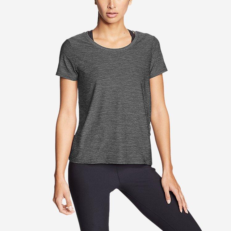 Women's Infinity Scoop-Neck T-Shirt w/Pocket large version