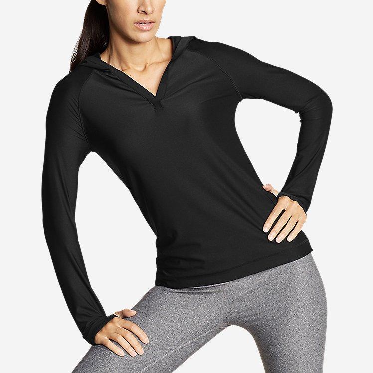 Women's Infinity Long-Sleeve Hoodie large version