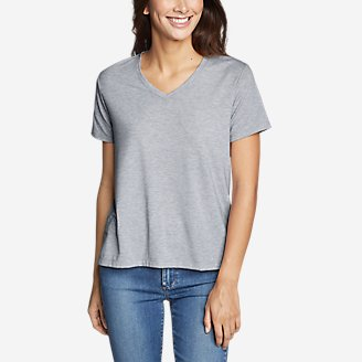 Thumbnail View 1 - Women's Mercer Short-Sleeve Easy T-Shirt