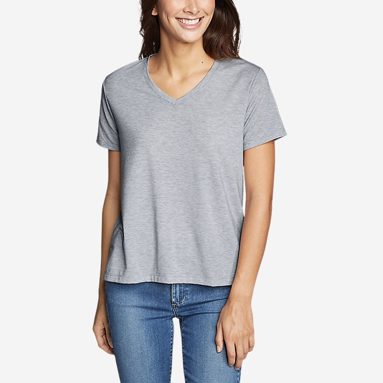 Women's Mercer Short-Sleeve Easy T-Shirt large version