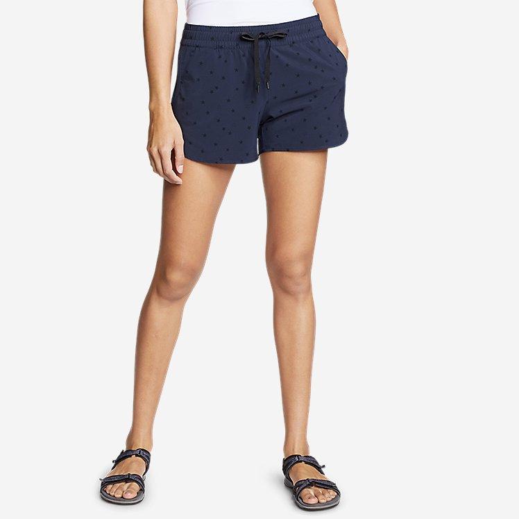 Women's Departure Amphib Shorts - Print large version
