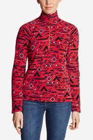 Women's Quest Fleece 1/4-Zip - Printed