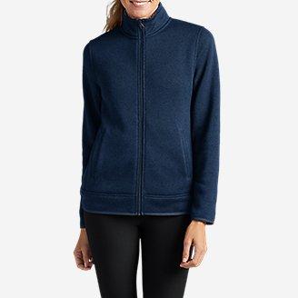 Thumbnail View 1 - Women's Radiator Fleece Full-Zip Jacket