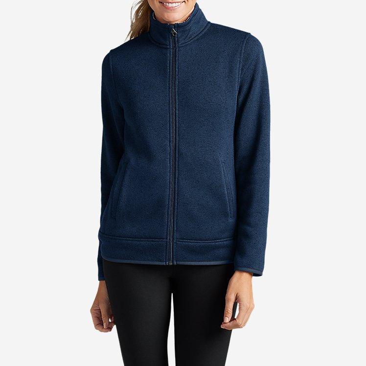 Women's Radiator Fleece Full-Zip Jacket large version