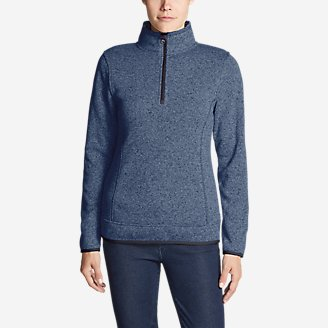 Thumbnail View 1 - Women's Radiator Fleece 1/4-Zip