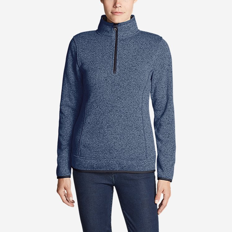 Women's Radiator Fleece 1/4-Zip large version