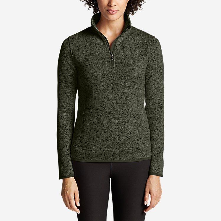Women's Radiator Fleece 1/4-Zip large version