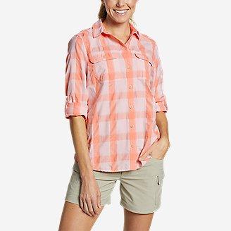 Thumbnail View 1 - Women's Mountain Long-Sleeve Shirt