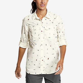 Mountain Long Sleeve Shirt   Boyfriend by Eddie Bauer