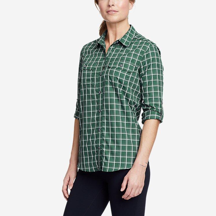 Women's Mountain Long-Sleeve Shirt large version
