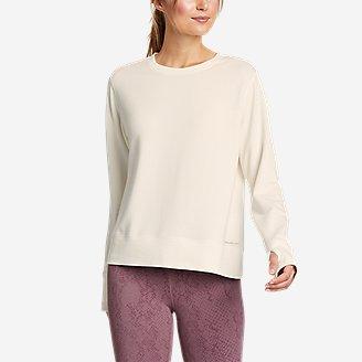 Thumbnail View 1 - Women's Enliven Ultrasoft Long-Sleeve Sweatshirt