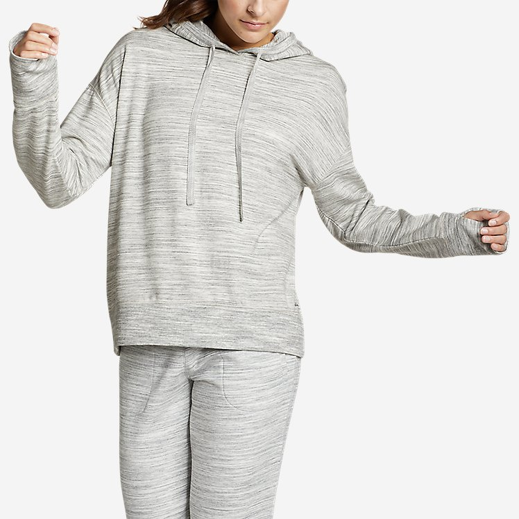 Women's Enliven Ultrasoft Long-Sleeve Hoodie large version