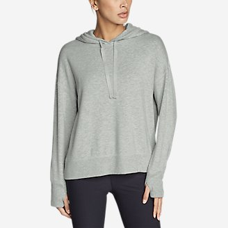 Thumbnail View 1 - Women's Enliven Ultrasoft Long-Sleeve Hoodie