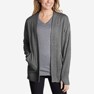 Thumbnail View 1 - Women's Enliven Ultrasoft Long-Sleeve Wrap
