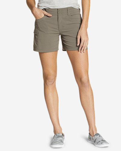 Eddie Bauer Women's Sightscape Horizon Cargo Shorts