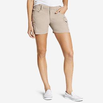 Thumbnail View 1 - Women's Sightscape Horizon Cargo Shorts