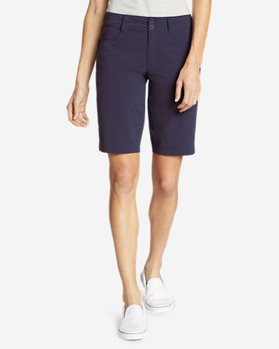 Eddie Bauer Women's Sightscape Horizon Bermuda Shorts