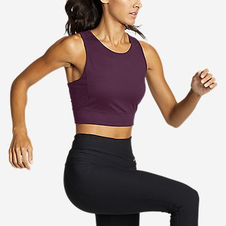 Thumbnail View 1 - Women's Resolution 360 Layering Crop Top