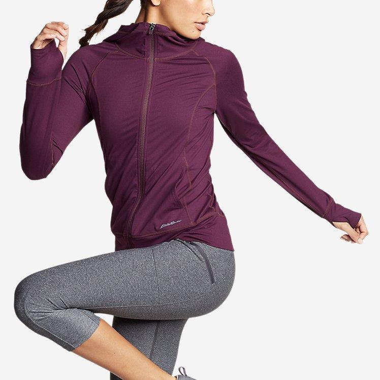 Women's Resolution 360 Full-Zip Hoodie large version