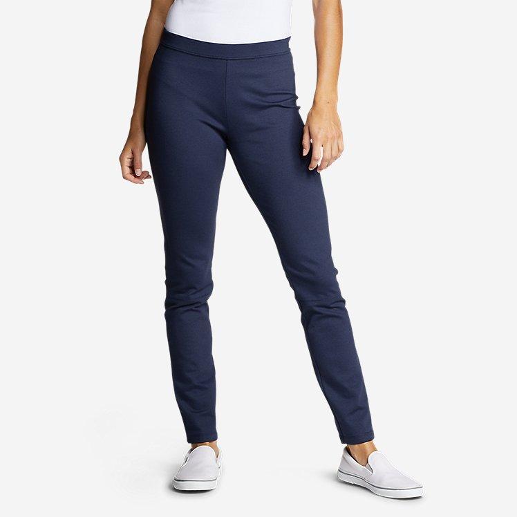 Women's Passenger Ponte Pull-On Skinny Pants large version