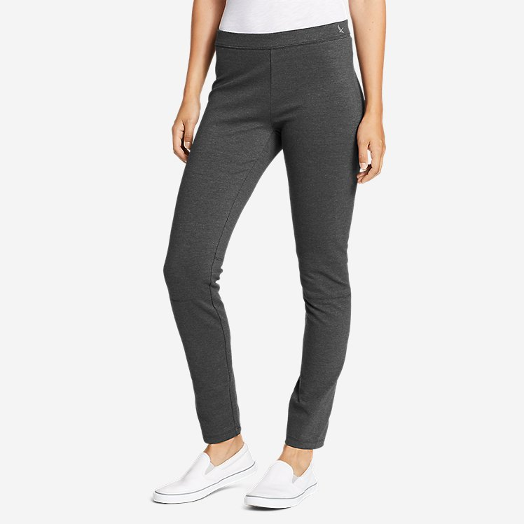 Women's Passenger Ponte Pull-On Skinny Pants large version