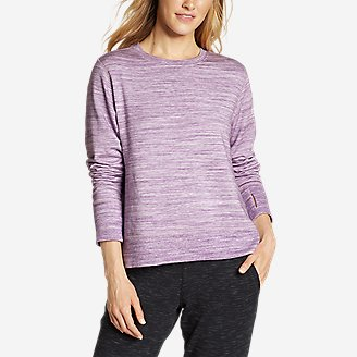 Thumbnail View 1 - Women's Enliven Step Hem Sweatshirt