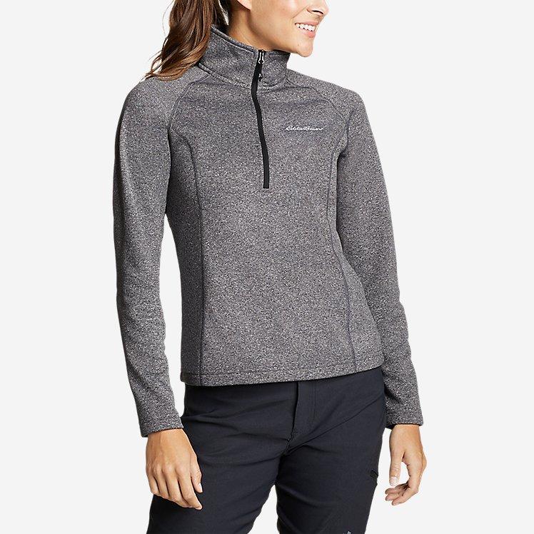 Women's High Route Fleece 1/4-Zip large version
