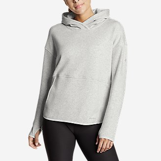 Thumbnail View 1 - Women's Northern Lights Plush Pullover Hoodie