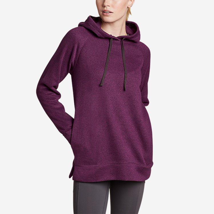 Women's Radiator Fleece Sweatshirt Hoodie large version