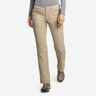 Thumbnail View 1 - Women's Guide Pro Lined Pants