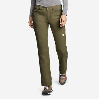 Thumbnail View 1 - Women's Guide Pro Lined Pants