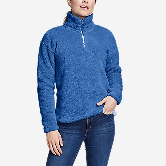 Women's Quest Fleece Pullovers $19.99