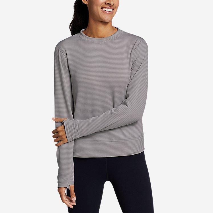 Women's On The Trail Crew Sweatshirt large version