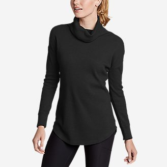 Thumbnail View 1 - Women's Myriad Thermal Relaxed Funnel-Neck